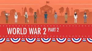 world war ii part 2 the homefront crash course us