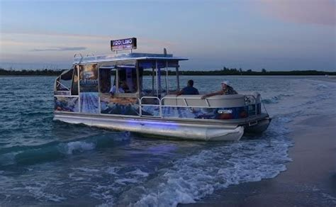 pontoon boat rental englewood fl 941 505 8687 gulf island tours offers yacht charters