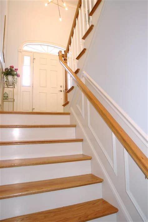 entryway stairs split foyer split foyer ideas pinterest entry stairs