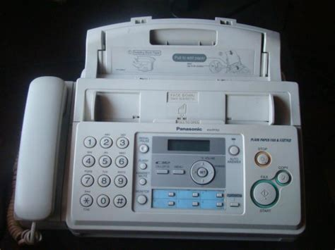 Tinta Fax Panasonic Kx Fp701 Panasonic Kx Fp701 Www Himdivcorporation
