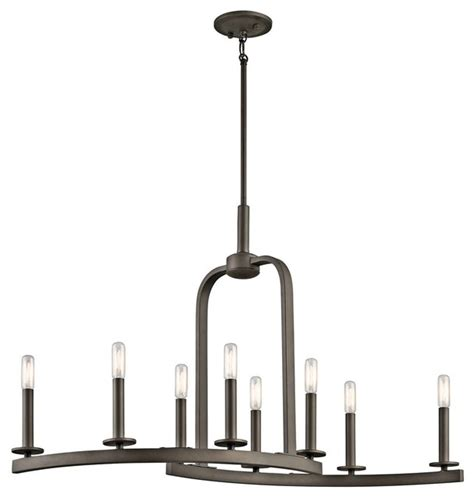 kichler island lighting kichler kichler 43676 chandelier kitchen island