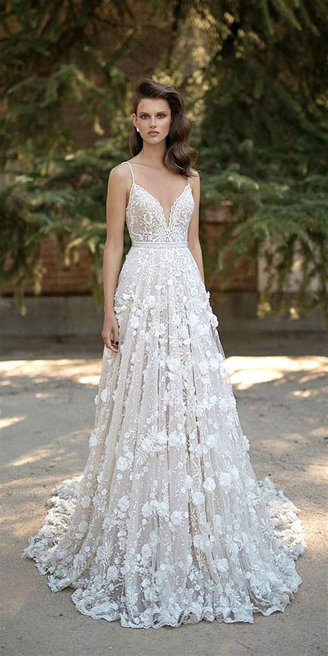 Flower Dress Wedding by 17 Best Ideas About Floral Wedding Dresses On