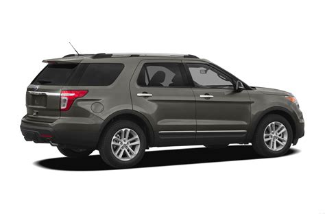 2012 Ford Prices Reviews And 2012 Ford Explorer Price Photos Reviews Features