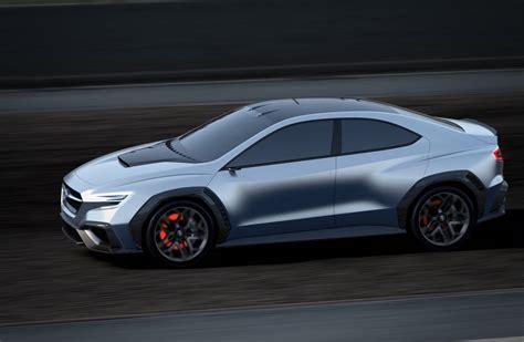 subaru electric 2020 2020 subaru wrx to be in hybrid inspired by viziv