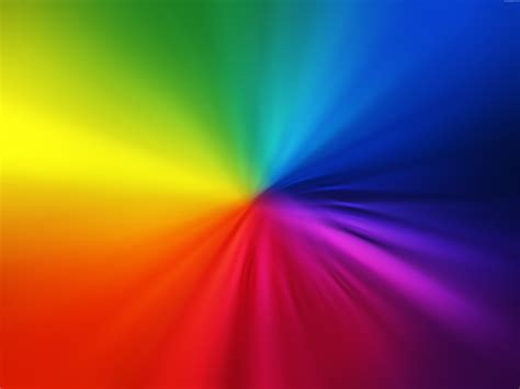 colour design blurry rainbow colors design psdgraphics
