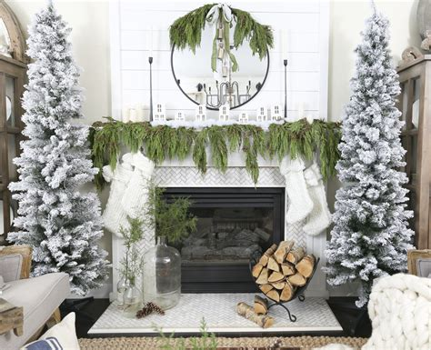 home decor blogs christmas plum prettydeck the blogs my 2017 christmas home tour