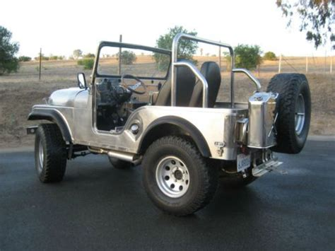 jeep body for sale buy new 1970 jeep cj5 handmade stainless steel body in