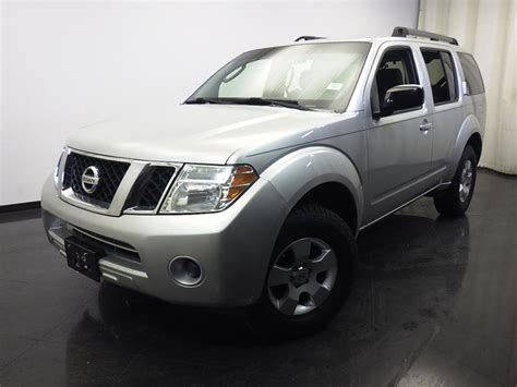 pathfinder nissan 2008 2008 nissan pathfinder for sale in youngstown 1420022737