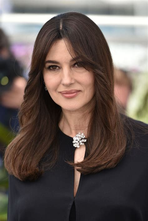 monica bellucci and monica bellucci master of ceremonies photocall 70th