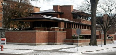 Robie House Chicago Panoramio Photo Of Robie House Chicago