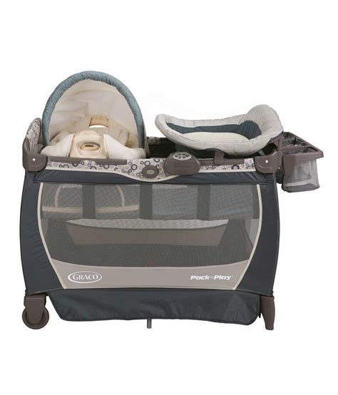 graco pack n play playard with cuddle cove rocking seat graco pack n play playard with cuddle cove lx rocking