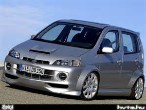 Daihatsu Yrv Turbo Daihatsu Yrv 13 Turbo Photos News Reviews Specs Car