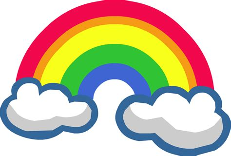 imagenes de arcoiris rainbow png images 7 colors of the sky png only