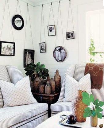 best way to hang paintings without nails woon p inspiratie originele manieren om foto s op te