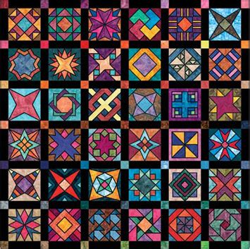 quilt pattern stained glass stained glass quilt pattern quilting pinterest