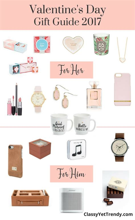 gift guide valentine s day gifts for him lauren conrad valentine gift guide for her him classy yet trendy