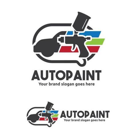 Auto Logo Design Free by Auto Paint Logo Design Vector Vector Car Free Download