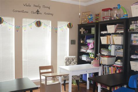 homeschool room whole family our homeschool room whole family strong