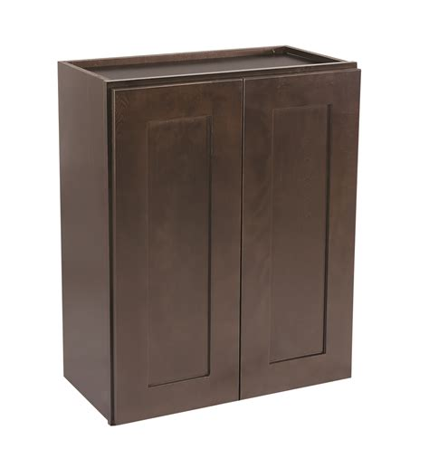 24 wall cabinet brookings 24 quot wall cabinet espresso shaker 562314
