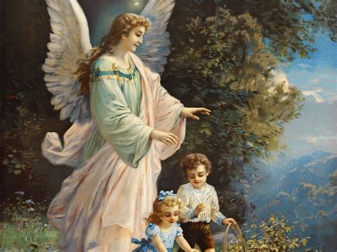 angel s teaching children about the angels catholic lane