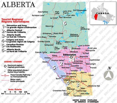 canadian map alberta alberta canada map images