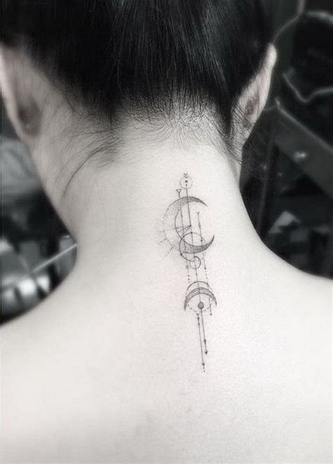 simple nape tattoo 55 attractive back of neck tattoo designs for creative