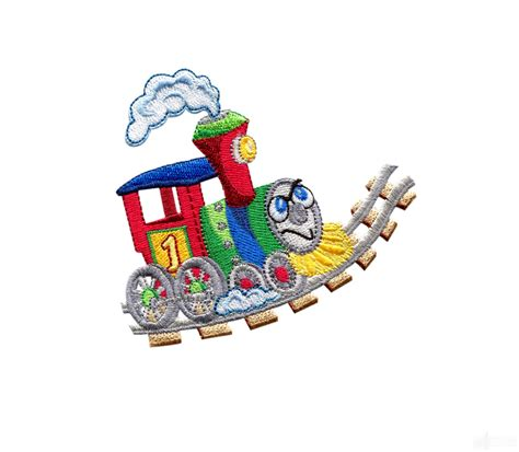 embroidery design train choo choo train 2 embroidery design