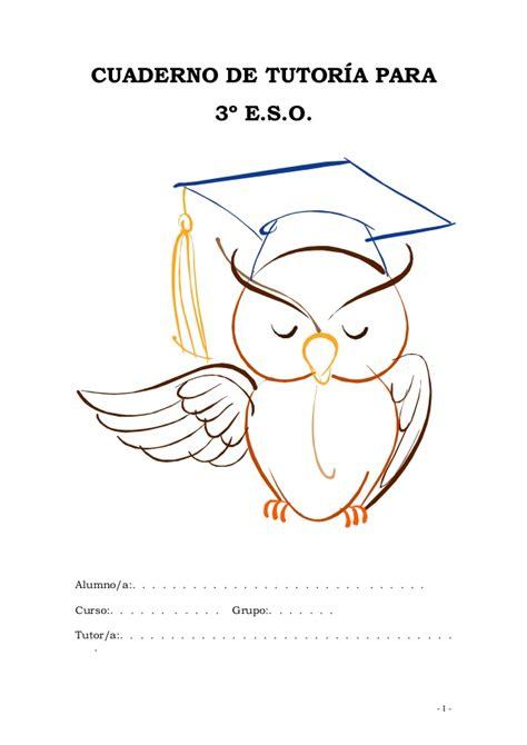 documentos de tutoria de secundaria cuaderno de tutor 237 a 3 186 eso