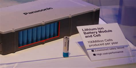 Tesla Motors Battery Supplier Charged Evs Tesla S Li Ion Battery Supplier To Increase