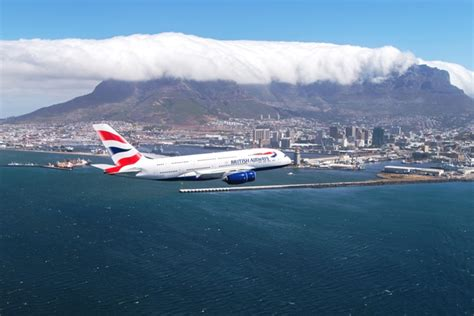 british airways south africa to london flights african aerospace ba begins a380 flights to south africa