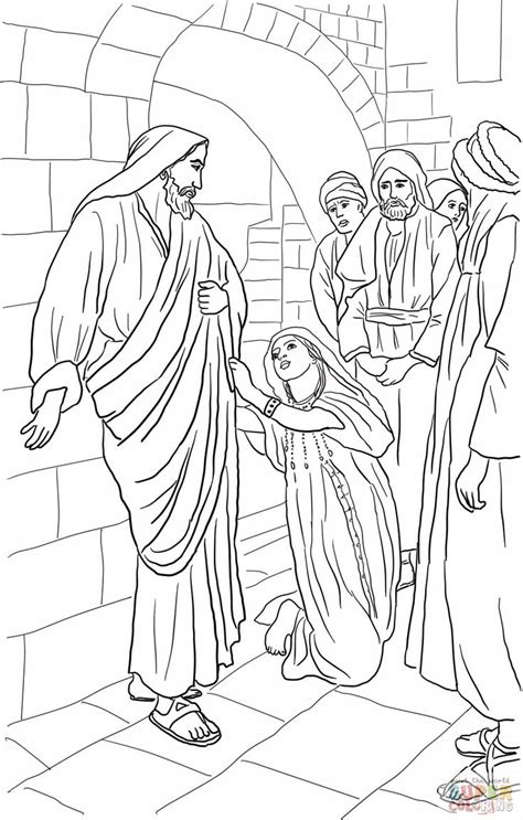 coloring page jesus calls matthew 580 best images about coloring pages on