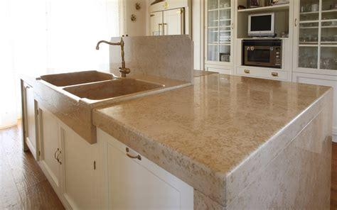 limestone countertops giallo d istria kitchen countertop margraf