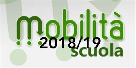 mobilit 224 2018 scuola secondaria i grado quali e quante