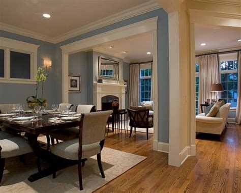 Wood Floors In Dining Room Great Color Palette With These Oak Hardwood Floors