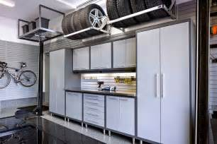 Garage Tool Organizer System - a one car garage that s fit for two