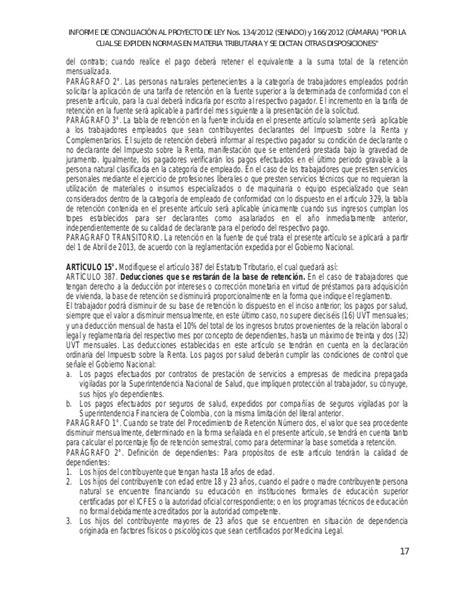 reforma tributaria textos comparados ley sobre impuesto de reforma tributaria textos comparados ley sobre