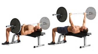 Weight Of Bar Bench Press The 13 Best Chest Exercises To Pummel Your Pecs And Build