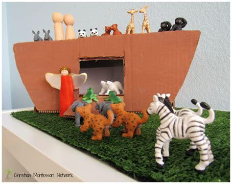 shoebox crafts for noah s ark shoebox craft christian montessori network