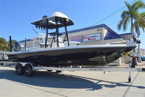 skeeter center console boat for sale 2016 used skeeter sx 240sx 240 center console fishing boat