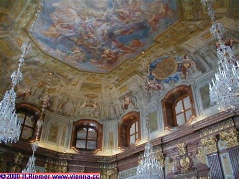 Painting Home Interior castle belvedere
