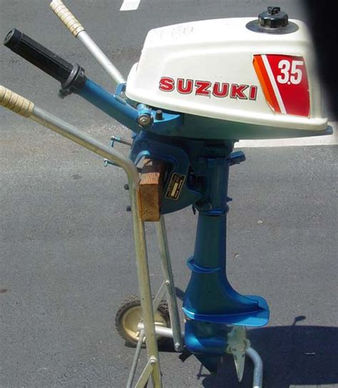 suzuki 3 5 hp outboard motor for sale