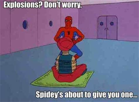 Spiderman Meme - wtfunny spiderman 18 pics