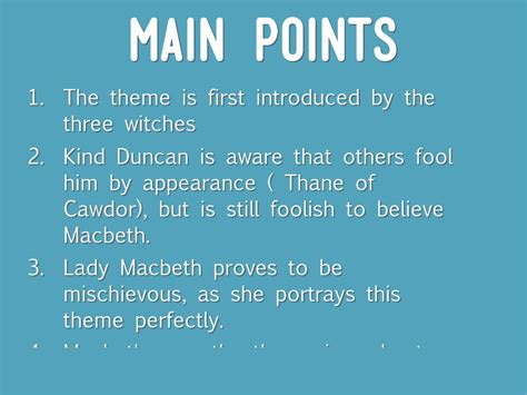 explain the themes in macbeth copy of macbeth by lamaj p