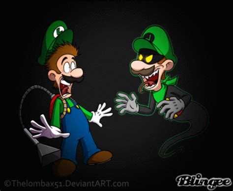 moon and l luigi and mr l picture 131000337 blingee com