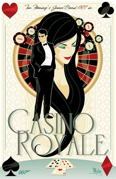 Kaos 007 Bond Casino Royale 22 ridiculously amazing 007 posters for bond