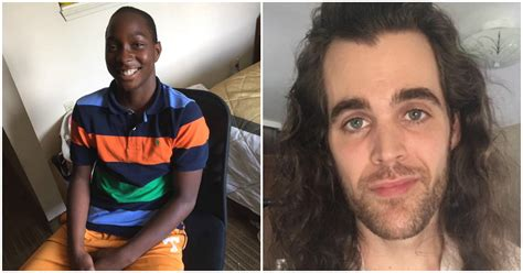 chauncey black stranger offers teen a ride has no idea his whole life is