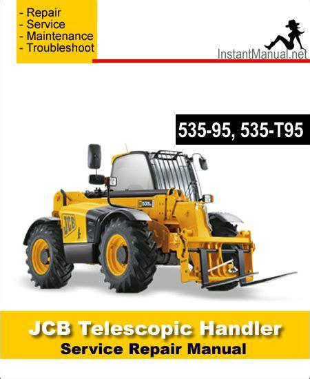 Download Jcb 535 95 535 T95 Telescopic Handler Service
