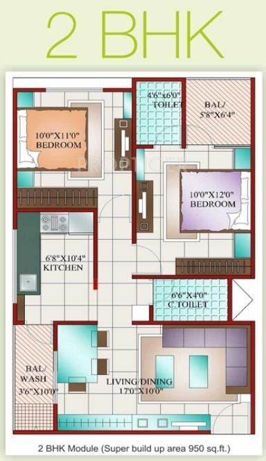 950 sq ft 2 bhk 2t apartment for sale in modi properties 950 sq ft 2 bhk 2t apartment for sale in prashant sagar