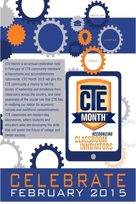 theme education month 2015 pbl choice news cte month recognizing classroom innovators