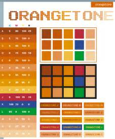 Color Combinations With Orange Orange Tone Color Schemes Color Combinations Color